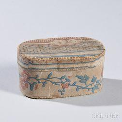 Small Lozenge-shaped Wallpaper Box