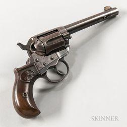 Colt Thunderer Revolver