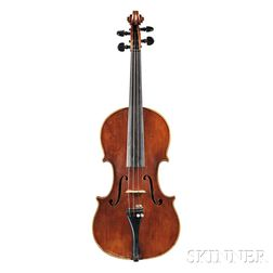 Modern Italian Violin, School of Leandro Bisiach, Milan, 1912