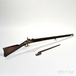 Model 1861 U.S. Percussion Rifle-Musket and Bayonet