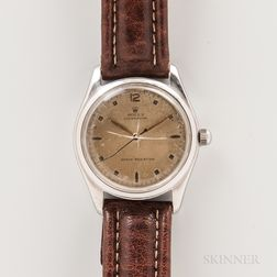 Rolex Oyster Royal Stainless Steel Reference 6144 Wristwatch