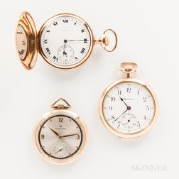 Three American Watches