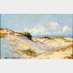 Arthur Vidal Diehl (American, 1870-1929)    Cape Cod Dunes