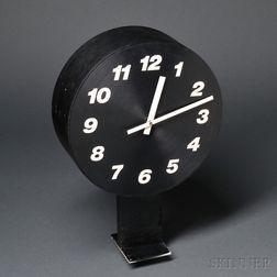 I.M. Pei Clock