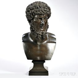 Barbedienne Bust of Lucius Verus