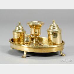 Brass Standish