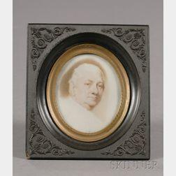 Portrait Miniature of American Revolutionary General Henry Knox