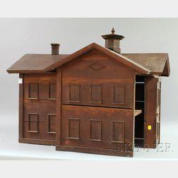 Wooden Dollhouse