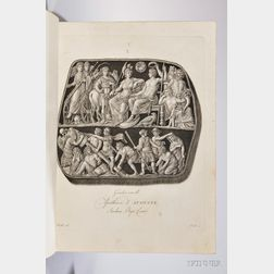 Eckhel, Joseph Hilarius von (1737-1798) Choix des Pierres Gravees du Cabinet Imperial des Antiques.