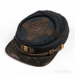 U.S. Model 1872 Officer's Cap