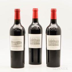 Abreu, 3 bottles