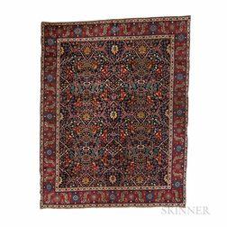"Tabriz Carpet with ""Garous"" Design"