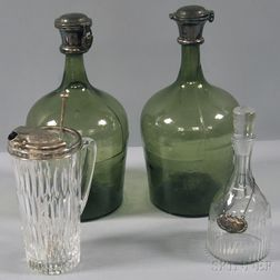 Four Pieces of Glass and a Spoon