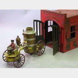 Kingsbury Firehouse