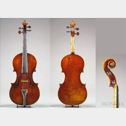 French Violin, Francois Pique, Paris, 1815