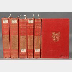 (History, England), Ten Titles in Eighteen Volumes