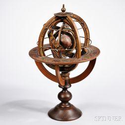20th Century Armillary Sphere