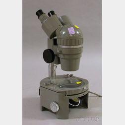 Olympus Binocular Microscope No. 218220