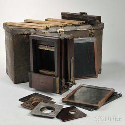 Kodak 8 x 10 2D View Camera