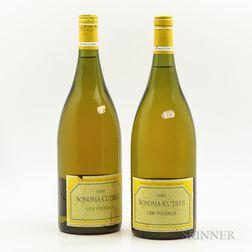 Sonoma Cutrer Les Pierres Chardonnay 1989, 2 magnums