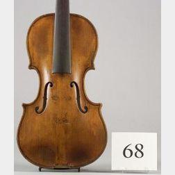 Milanese Violin, possibly Testore Family