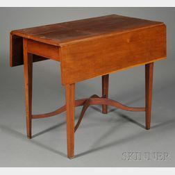 Federal Cherry Pembroke Table