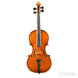 Modern Italian Violin, Gaiani Romano, Ferrara, 1996