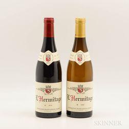J.L Chave, 2 bottles
