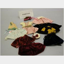 Wardrobe for a Small Doll