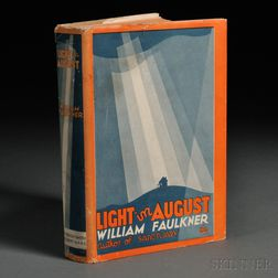 Faulkner, William (1897-1962) Light in August