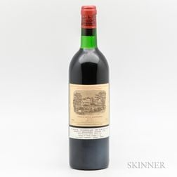 Chateau Lafite Rothschild 1979, 1 bottle