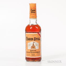 Cabin Still 6 Years Old, 1 750ml bottle