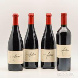 Aubert, 4 bottles