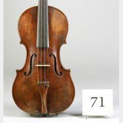 Good English Violin, Barak Norman, London, 1705