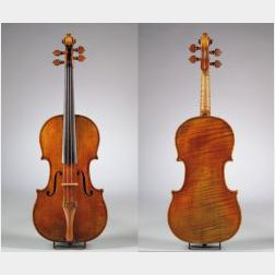 French Violin, Jean Baptiste Vuillaume