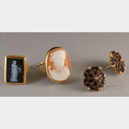 Three Jewelry Items
