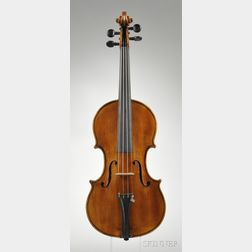 Modern Italian Violin, Pedrazzini Workshop,  c. 1950