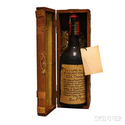 Old Overholt 7 Years Old 1933, 1 4/5 quart bottle (owc)