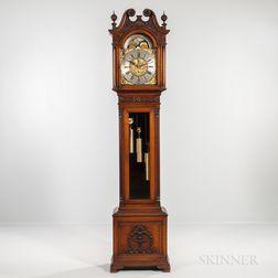English Quarter-hour Chiming Tall Clock
