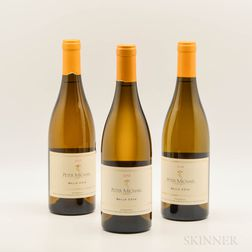 Peter Michael Belle Cote, 3 bottles