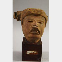 Veracruz Ceramic Head