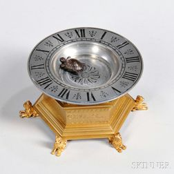 Planchon Mystery Turtle Clock