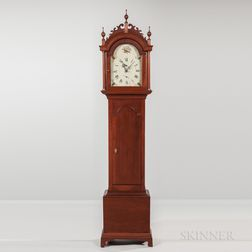 Cherry Tall Clock