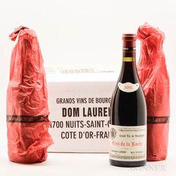 Dominique Laurent Clos de la Roche Vieilles Vignes 2005, 6 bottles (oc)