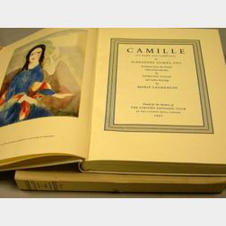 Limited Editions Club Title of Alexander Dumas' Camille