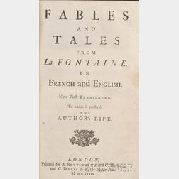 La Fontaine, Jean de (1621-1695)