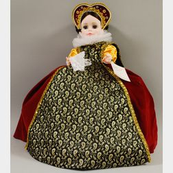 """Madame Alexander """"Mary Queen of Scots"""""""