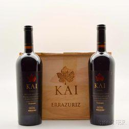Errazuriz Kai 2006, 6 bottles (owc)