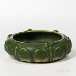 Hampshire Pottery Bulb Bowl