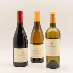 Mixed Peter Michael, 3 bottles
